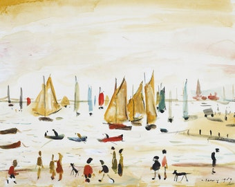L S Lowry Yachts, 1959