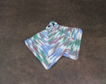 Topflappen Hot Pads Red/Green/Blue