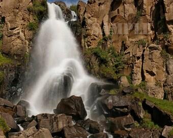 North Clear Creek Falls - Canvas Wrap