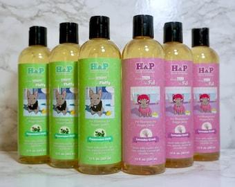 Certified Organic - Exquisite Pet Shampoo!