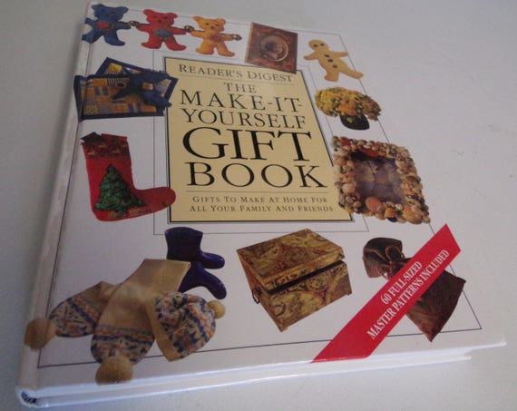 Readers digest the make it yourself gift book 1995 solutioingenieria Choice Image