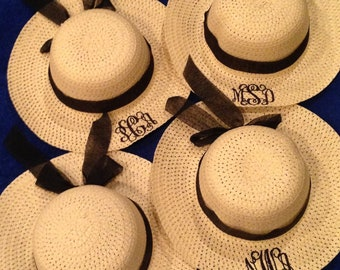 Floppy Hats   custom hats   Embroidered Hats    beach hats    straw hats  floppy hats   Vacation Hats   Custom Embroidery   Sun Hats