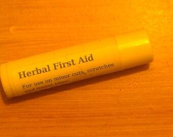 Herbal First Aid - (Calendula, Plantain, Yarrow, St Joan's Wort, Rosemary, Comfrey, Dandelion)