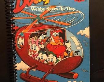 Duck Tales Journal