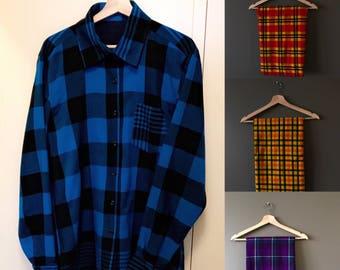 African shirts- Maasai Shuka