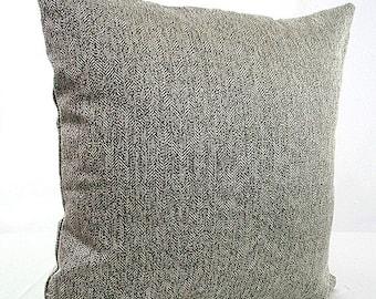 Grey decorative pillows, Grey throw pillows, Grey pillow covers, Grey pillow, Grey bedding, Grey decor