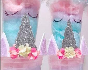 Khloe's Unicorn Cotton Candy