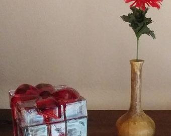 Flower Bud Vase, Weed Pot #2