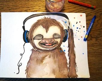 Symphonic sloth