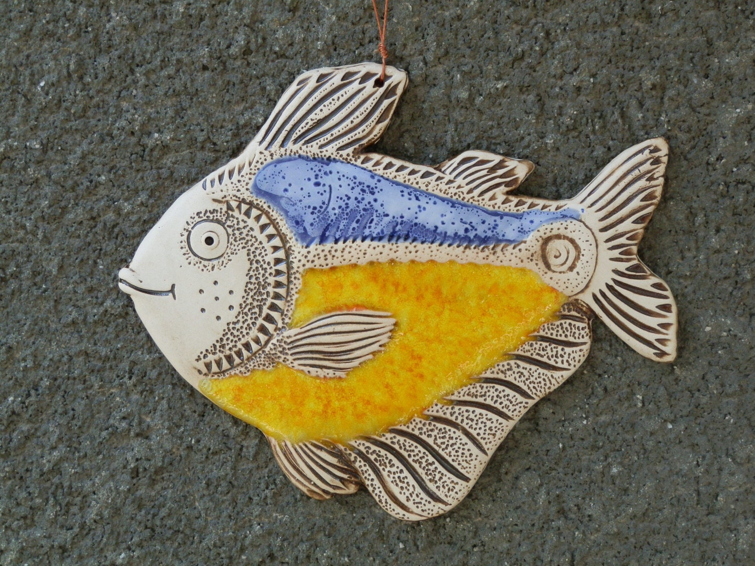 Fine Fish Wall Art Contemporary - The Wall Art Decorations ...