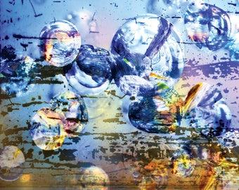 Iris Bubbles