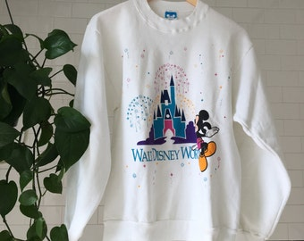 1980s Walt Disney World Sweater