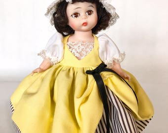 Vintage Madame Alexander French Doll