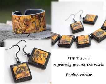 PDF tutorial A journey around the world