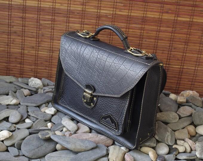 satchel, Briefcase, suitcase, Briefcase, Briefcase, computer bag, black leather