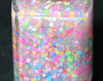 Confetti Glitter Bomb Top Coat