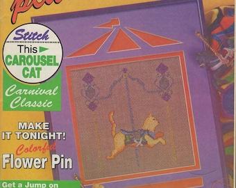 Cross-Stitch Plus Magazine -- September 1991