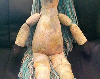 Handmade Horse Plushie
