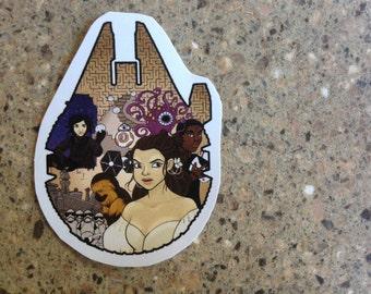 Labyrinth Awakens - sticker