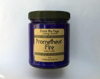 Prometheus' Fire - 8 oz candle