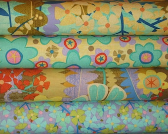 Fern Valley by Cary Phillips 1/2 Yard Combo set
