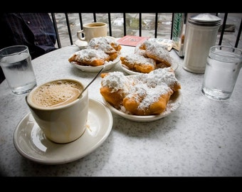 New Orleans Coffee with roasted Chicory