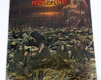 Armageddon 1975 Vinyl LP Record Album SP 4513