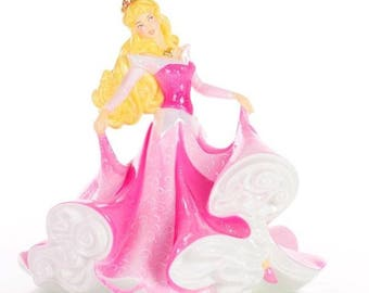 Princess Aurora figurine from Disney's Sleeping Beauty