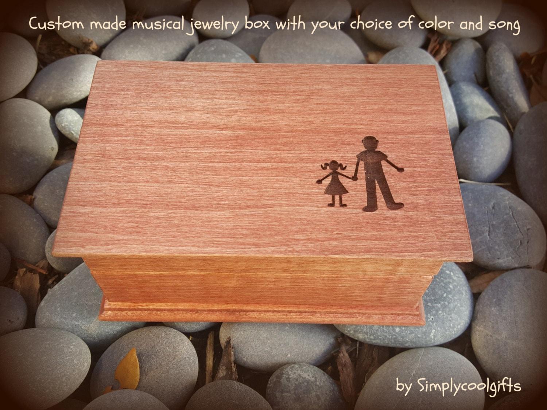 music box custom made music box musical jewelry box