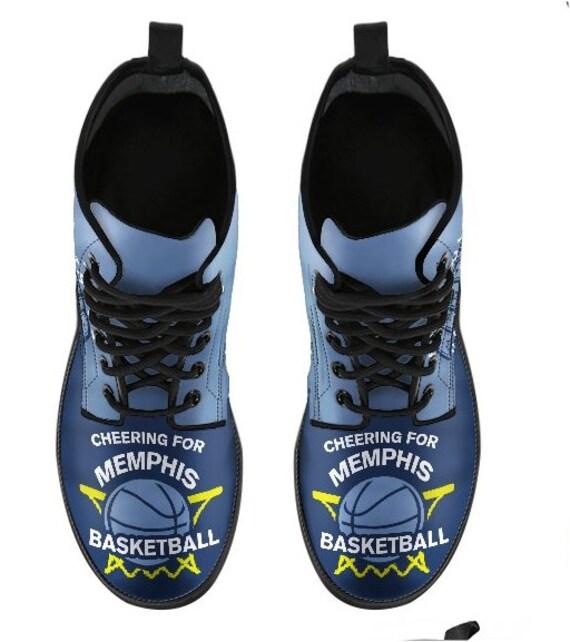 Memphis 015D Fan Boots Basketball Grizzlies BK HB PP 0Zq0rxP