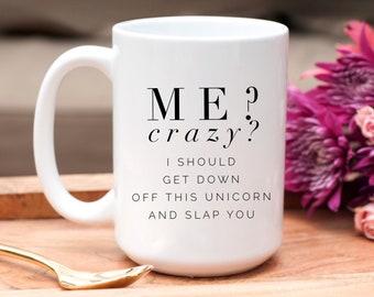 Unicorn Mug | Gift-for-Her | Funny Mugs for Women | Funny Mug Her | Bestie | Gift for Best Friend Birthday Female | Gift for Bestfriend
