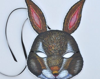 Rabbit Mask / Easter Bunny
