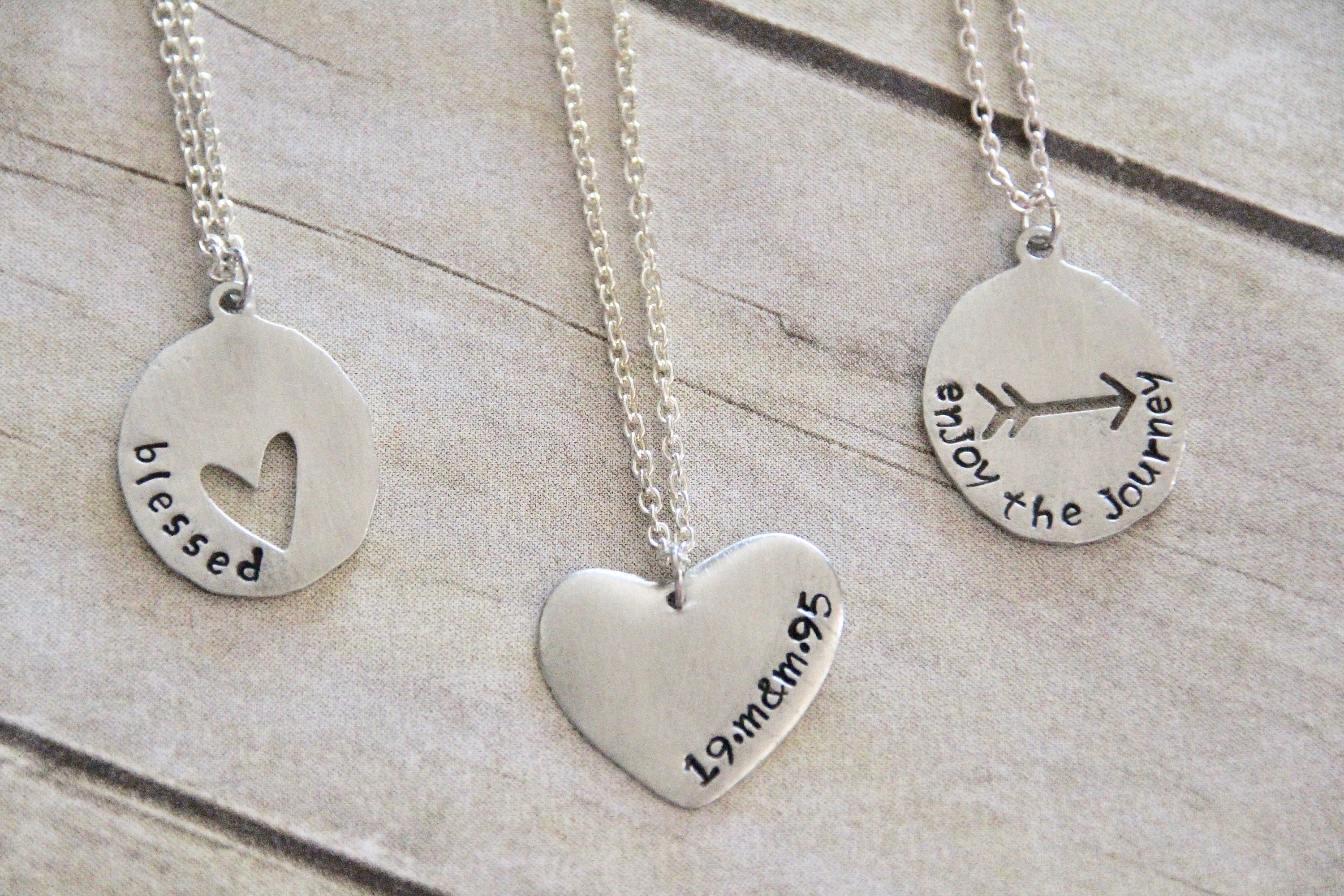 loved pin my necklace always heart gift personalized of sympathy child stamped hand one spouse in memorial loss jewelry