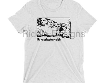 Mount Rushmore South Dakota tee