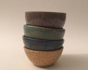 Stackable Tiny Bowls