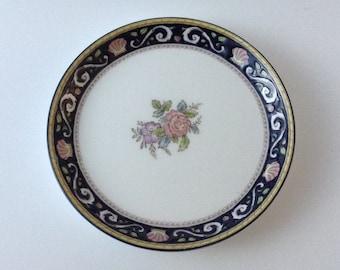 Vintage Wedgwood Runnymede Bone China Pin Dish