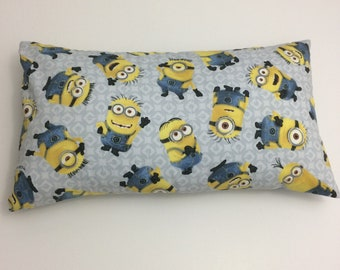 Toddler Travel Size Pillow with Pillowcase, Kids Pillow, Daycare pillow