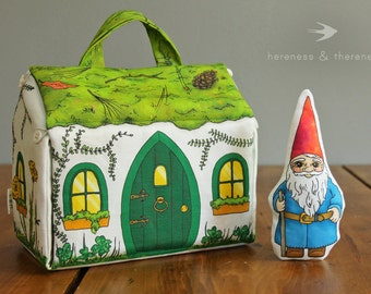 Wee Stoff Haus: Gnome-Home