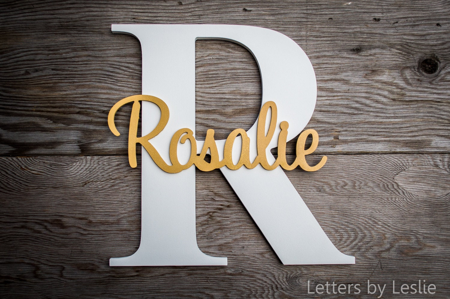 custom wood letters wood letters capital letter with name custom nursery 21279