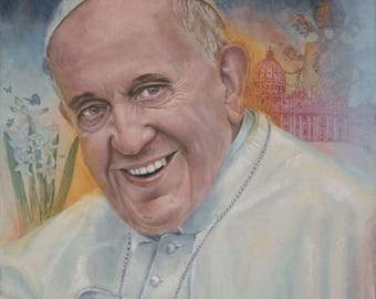 Pope Francis a memory of his story