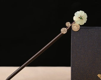 Chinese style hair stick,Hair pin,Hair Accessories,gift for her,gift for women,wedding hair accessories,daily use hair pin