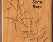 SMITH RIVER VIRGINIA - Fl...