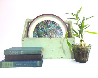 Vintage Garden Tool Box