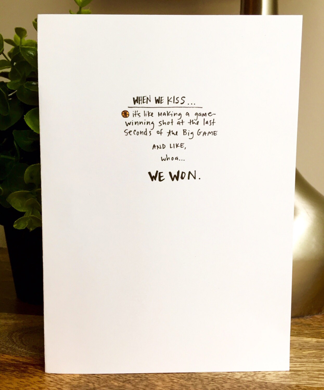 one year anniversary cards for him