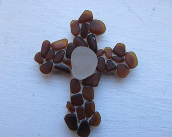 Seagllass Celtic Cross