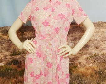 Shades Of Pink Day Dress