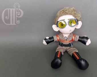 Jillian Holtzmann Ghostbusters Doll Plushie Toy