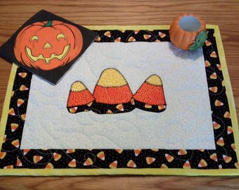 Halloween Placemats Kit