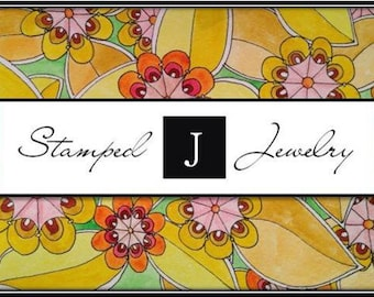 Stamped JJewelry GIFT CARDS!!! 30 Day expiration.