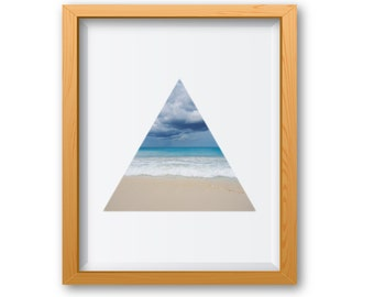 Printable Beach Art, Printable Pictures, Beach Prints, Wall Art Beach, Caribbean Art, Caribbean Picture, Printable Beach